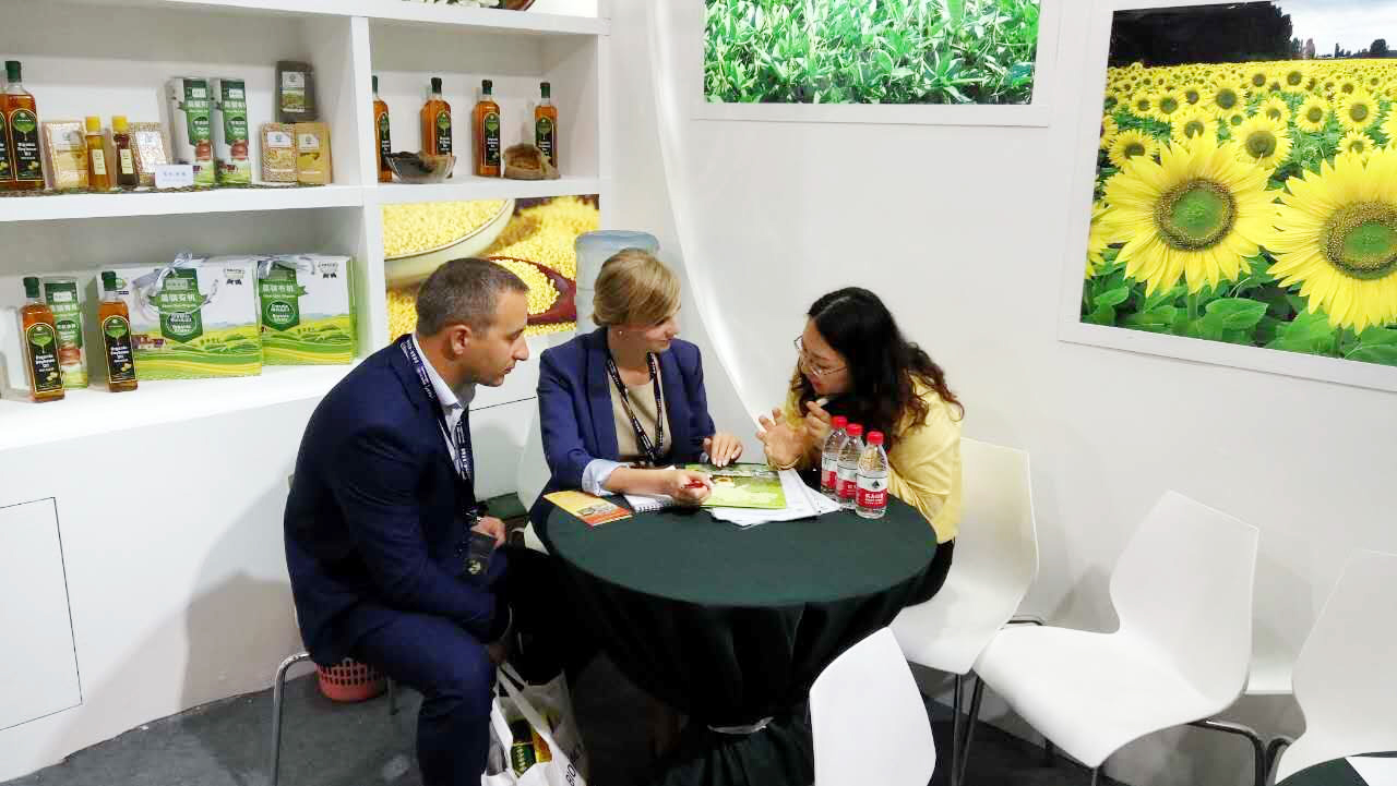 Participation in the 2016 BIOFACH...